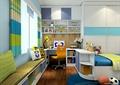 儿童房,儿童床,桌椅,柜子,榻榻米