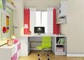 儿童房,儿童房设计,柜子