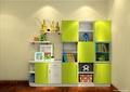 儿童房,置物柜,柜子