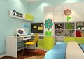 兒童房,兒童桌椅,柜子