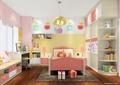 儿童房,儿童床,榻榻米,柜子,置物柜