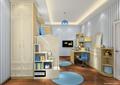 儿童房,柜子,衣柜,桌椅