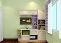 儿童房,书柜,柜子