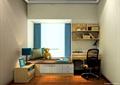 儿童房,榻榻米,桌椅,柜子