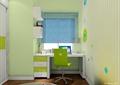 儿童房,桌椅,窗户