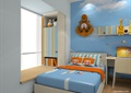 卧室,卧室床,飘窗