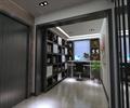 住宅室内装饰,住宅空间,书房,书柜