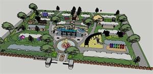 住宅区景观规划