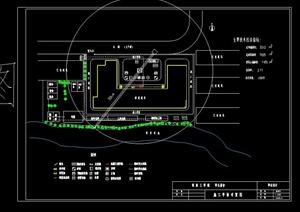 现代风格七层砖混学生公寓设计cad方案(含计算书、毕业设计论文、结构图)