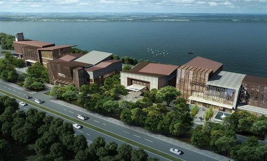 湖北子胥湖滨江公园(南水北调)公建总部