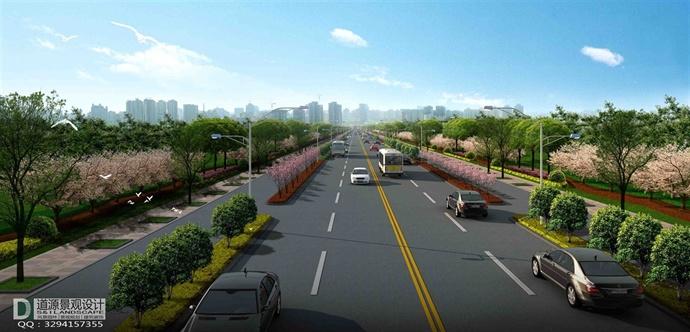 道路景觀設計