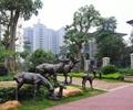 雕塑设计,雕塑模型,动物雕塑