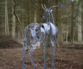 雕塑小品,雕塑模型,动物雕塑