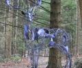 雕塑小品,动物雕塑,雕塑模型