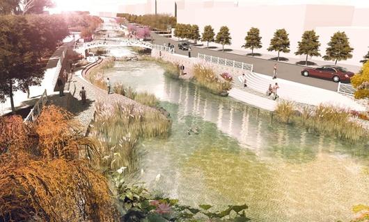 让河流重焕生机 · 白土镇河道生态治理方案