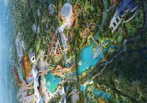 某现代风格世界园艺博览会规划设计pdf方案