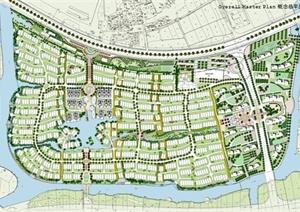 宁波某小区住宅景观设计方案(41页)