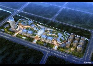 城市综合体设计