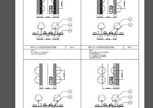 某现代风格居住小区道路和停车标准化pdf文本