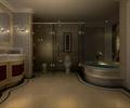住宅空间,浴室空间,浴室,浴室装饰