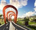 思茅河上游段景观设计