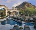 住宅水景,水景,水景水池,水景喷泉,水池