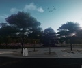 小广场,小广场景观,小广场效果图,公园,公园节点