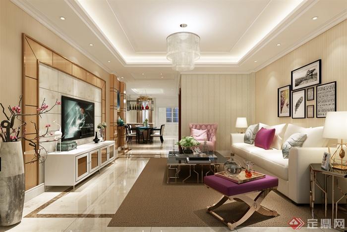 客厅,客厅装饰,客厅室内,客厅沙发