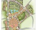 陶瓷城,城市规划,城市景观规划,城市规划平面图