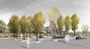 某城市生态公园景观设计
