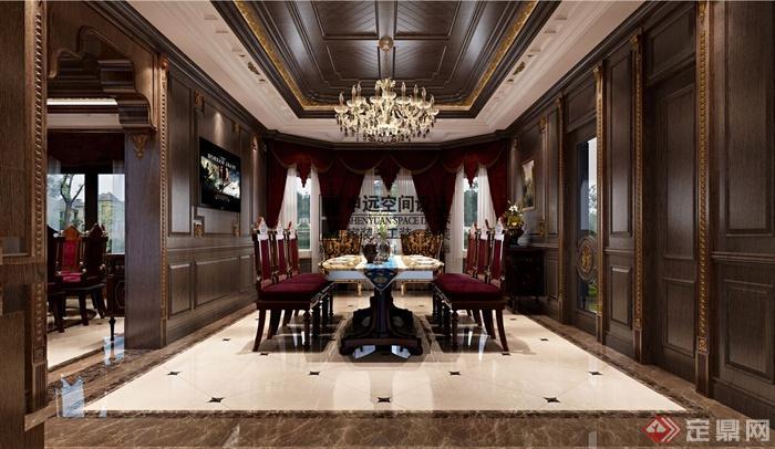 餐厅,餐厅空间,餐厅装饰,餐厅室内