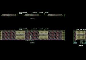 石笼网工艺设计CAD方案图