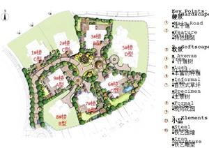 重庆某别墅区景观设计方案ppt文本