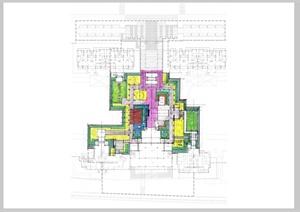 某现代风格别墅住宅景观规划设计PDF方案