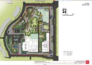 某现代风格居住区景观规划设计PDF方案含JPG方案图片