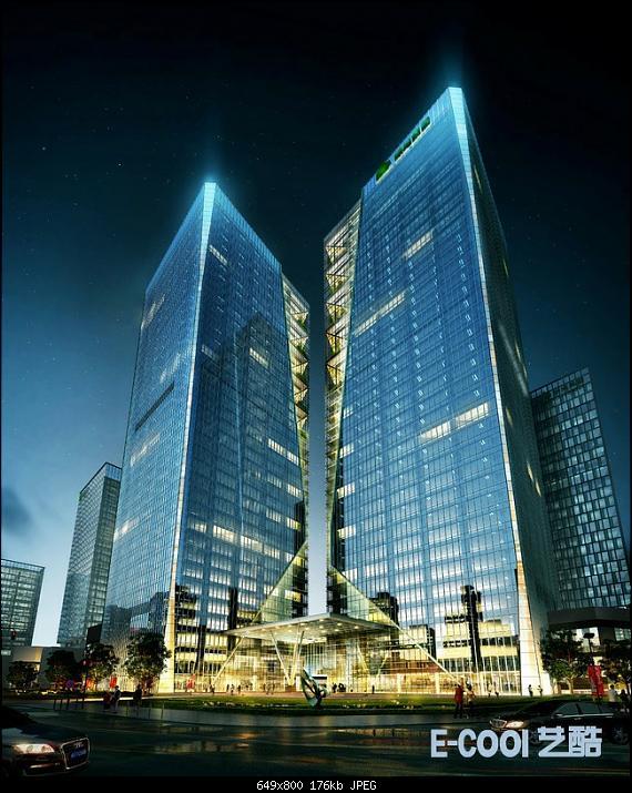 高層辦公建筑,辦公樓建筑,辦公大樓,辦公大廈