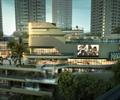 商业中心,购物中心,商场,商业建筑