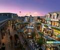 步行街,商业街,街道景观,商业环境