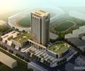 综合体,商务中心,综合建筑,高层办公