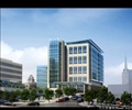 办公楼,多层办公,办公建筑
