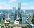 综合体,办公大厦,广场,办公楼