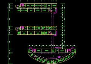 教学楼建筑设计平面方案
