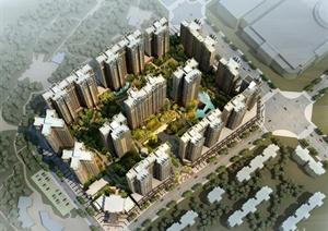 成都高新区中建丰收地块锦城项目建筑规划设计ppt方案