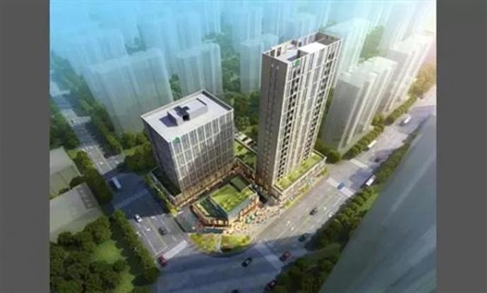 上海某地商務辦公樓項目