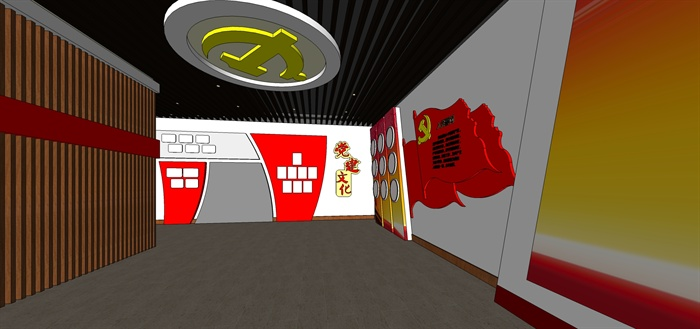 党史党建展厅(2)
