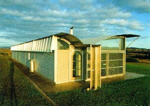 玛格尼住宅作品SU模型