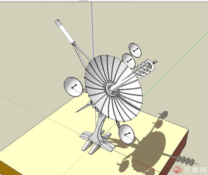 广播信号接收器设计su模型(1)