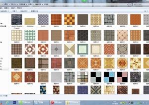 地砖铺装贴图设计jpg素材